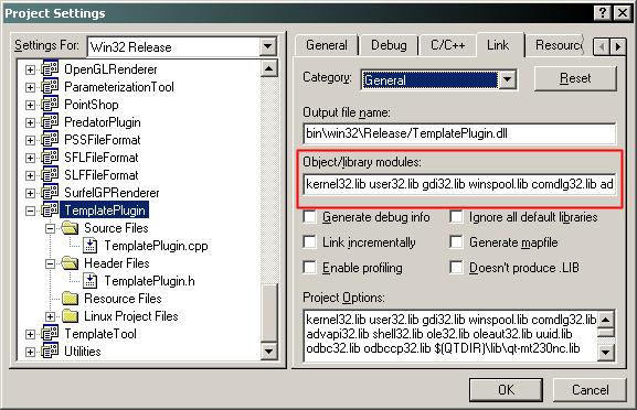 PointShop3D - Plugins